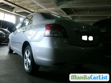 Toyota Vios Manual 2008