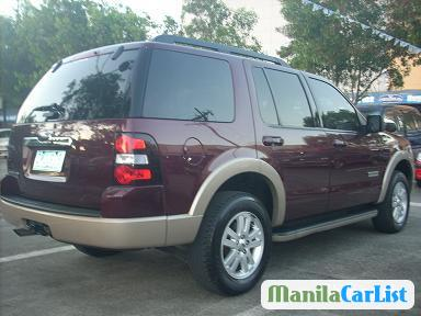Ford Explorer Automatic 2008