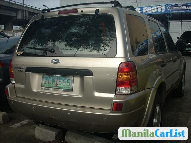 Ford Escape Automatic 2006
