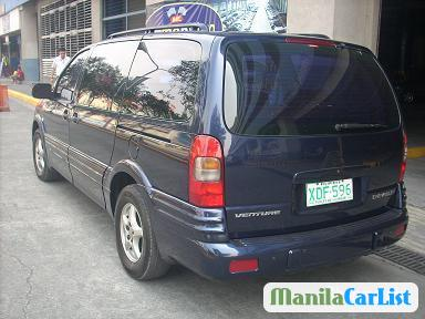 Chevrolet Other Automatic 2002