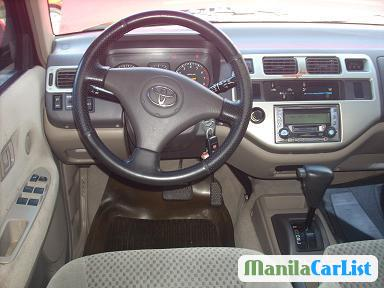 Toyota Revo Automatic 2004
