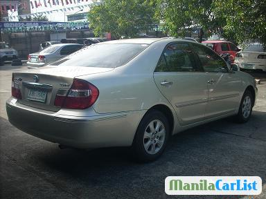 Toyota Camry Automatic 2004