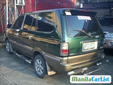 Toyota Revo Automatic 2001