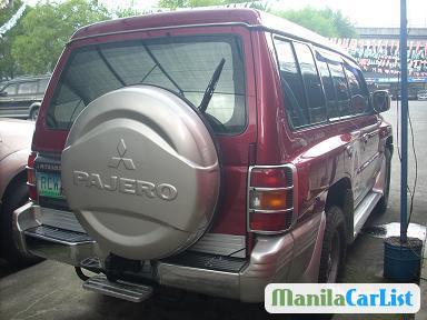Mitsubishi Pajero Automatic 2005