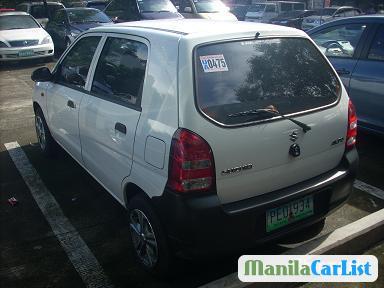 Suzuki Alto Manual 2011