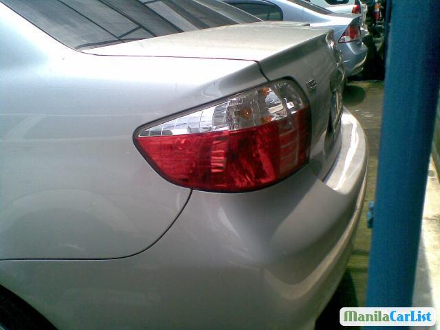Toyota Vios Manual 2005