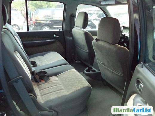 Ford Everest Manual 2006