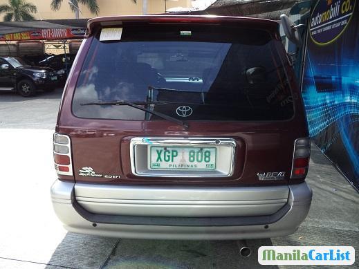 Toyota Revo Automatic 2002 - image 2