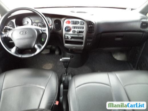 Hyundai Starex Automatic 2007