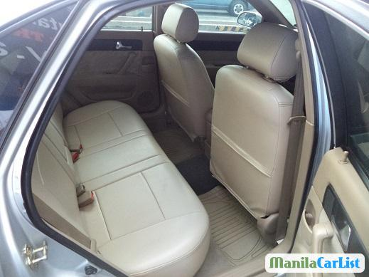 Chevrolet Optra Automatic 2004
