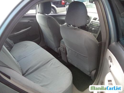 Toyota Corolla Automatic 2009