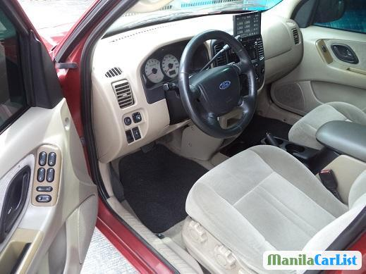Ford Escape Automatic 2004