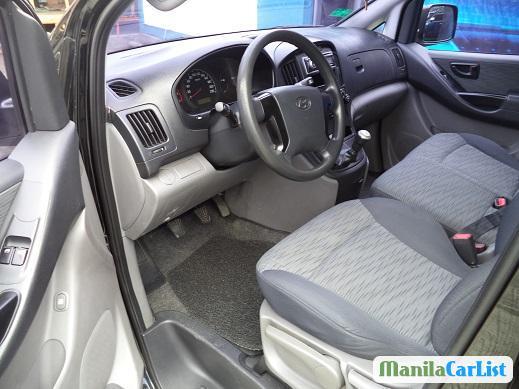 Hyundai Starex Manual 2008 - image 2