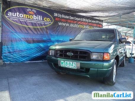 Ford Ranger Manual 2001