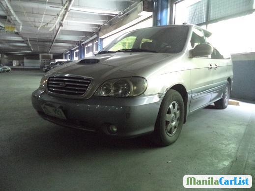 Kia Sedona Automatic 2003