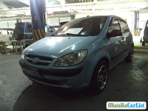 Hyundai Getz Manual 2007