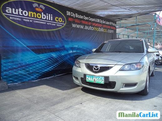 Mazda Mazda3 Automatic 2009