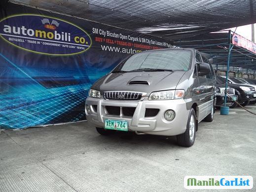 Hyundai Starex Automatic 2002