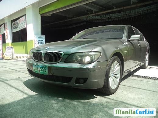 BMW 7 Series Automatic 2008
