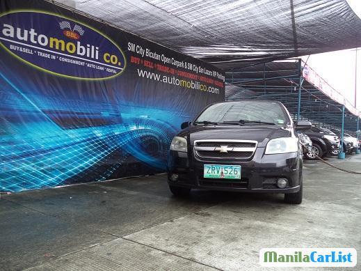 Chevrolet Aveo Manual 2008