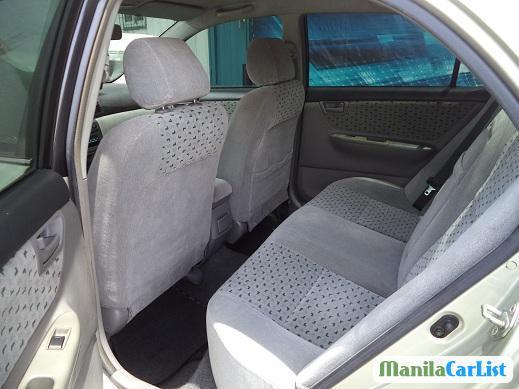 Toyota Corolla Automatic 2002