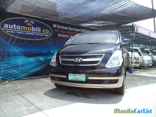 Hyundai Starex Manual 2012 - image 2