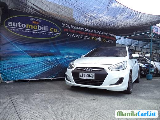 Hyundai Accent Automatic 2015 - image 2