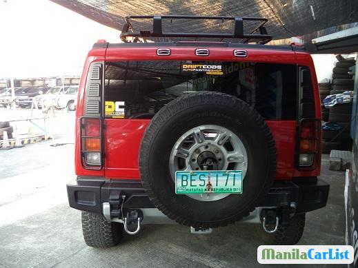 Hummer H2 Automatic 2004