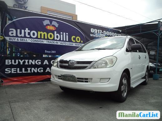 Toyota Innova Manual 2005