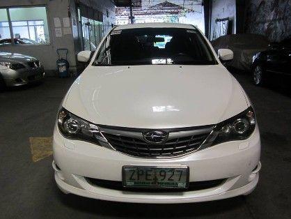 Subaru Impreza 2008 - image 2
