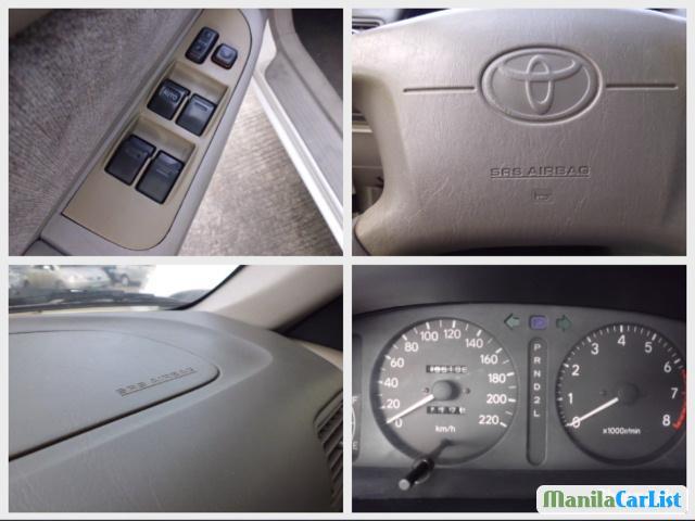 Toyota Corolla Automatic 1998 in Metro Manila