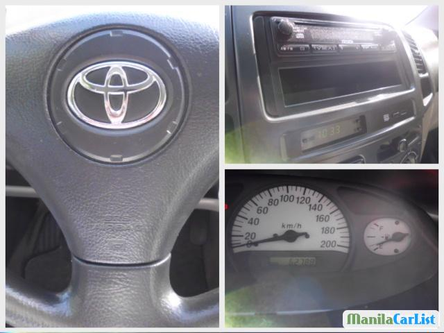 Toyota Vios Manual 2006 in Metro Manila
