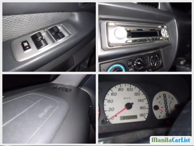 Ford Ranger Automatic 2005 in Metro Manila