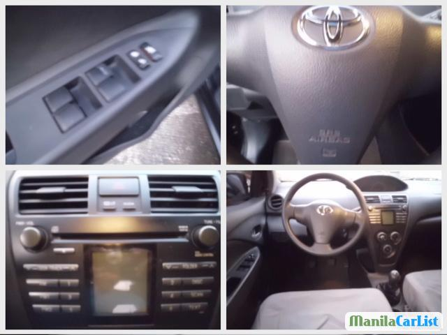 Toyota Vios Manual 2008 in Metro Manila