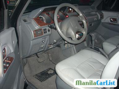 Mitsubishi Pajero Automatic 2001 in Metro Manila