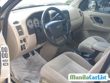 Ford Escape Automatic 2006 in Metro Manila