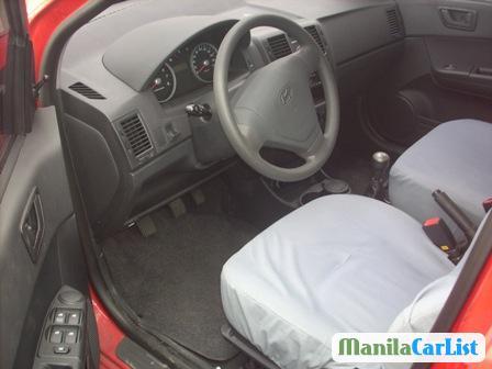 Hyundai Getz Manual 2009 in Metro Manila