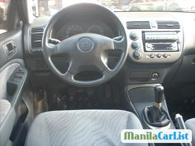 Honda Civic Manual 2002 in Metro Manila