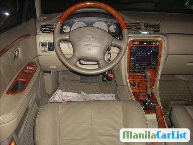 Nissan Automatic 2001 - image 3