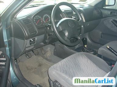 Honda Civic Manual 2001 in Metro Manila
