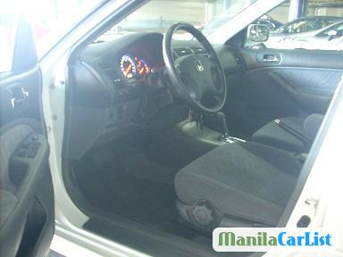 Honda Civic Automatic 2005 in Metro Manila