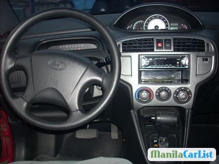 Hyundai Matrix Automatic 2004 in Metro Manila