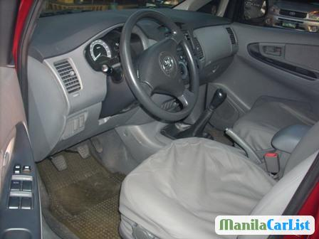 Toyota Innova Manual 2006 in Metro Manila
