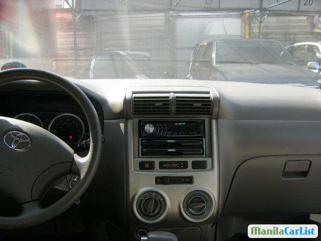 Toyota Avanza Automatic 2007 in Metro Manila