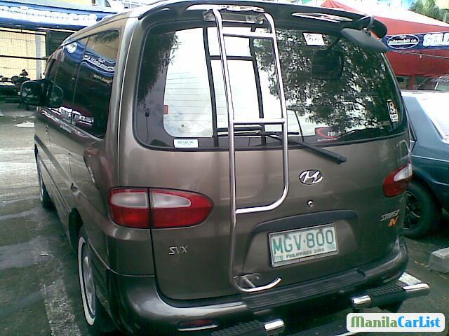 Hyundai Starex Automatic 1998 - image 3