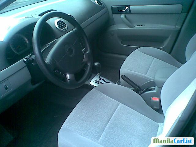Chevrolet Optra Automatic 2006 - image 3