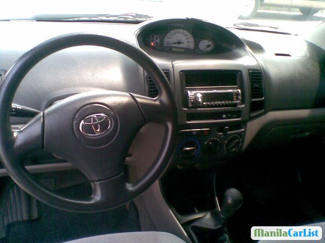 Toyota Vios Manual 2005 in Metro Manila