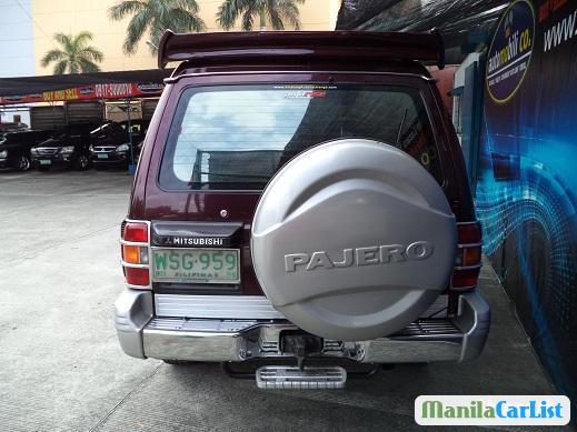 Mitsubishi Pajero Automatic 2001 - image 3