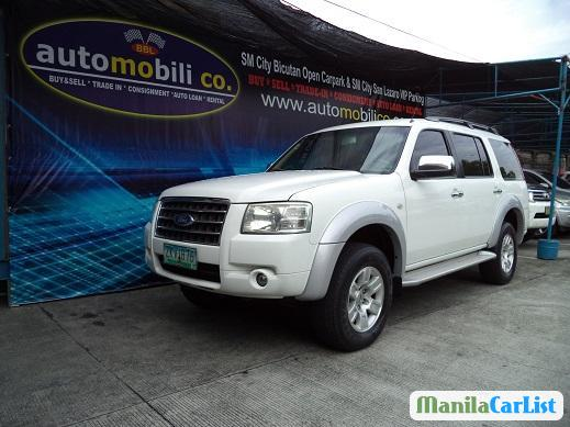 Ford Everest Automatic 2007 - image 3