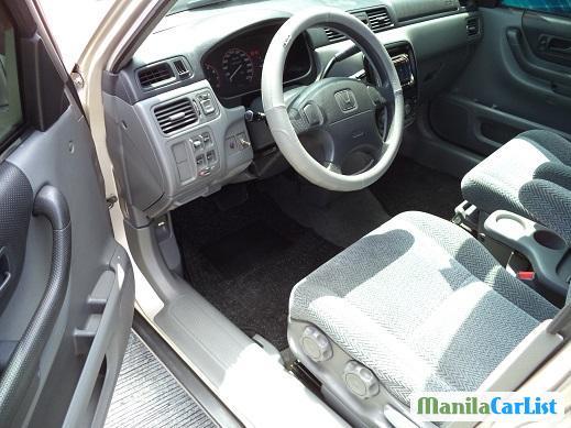 Honda CR-V Automatic 2001 in Metro Manila